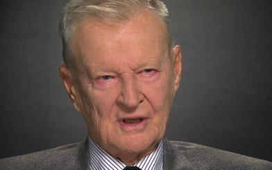 US National Security Adviser Zbigniew Brzezinski