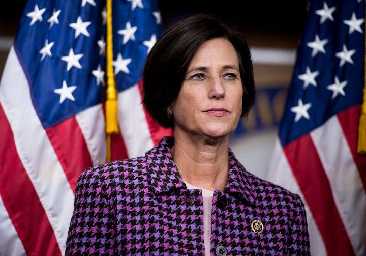 Rep. Mimi Walters (R-Calif.) is among the GOP politicians who might face a tougher re-election battle now that&nbsp