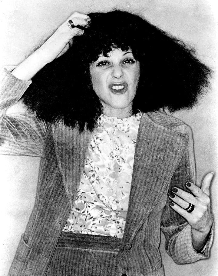 <p>Gilda Radner as Roseanne Roseannadanna</p>