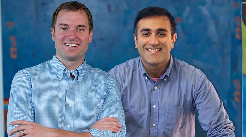 Virtudent Co-Founders Hitesh and John