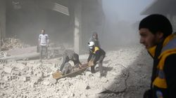 Σφοδρές μάχες και αεροπορικοί βομβαρδισμοί στη Δαμασκό με δεκάδες
