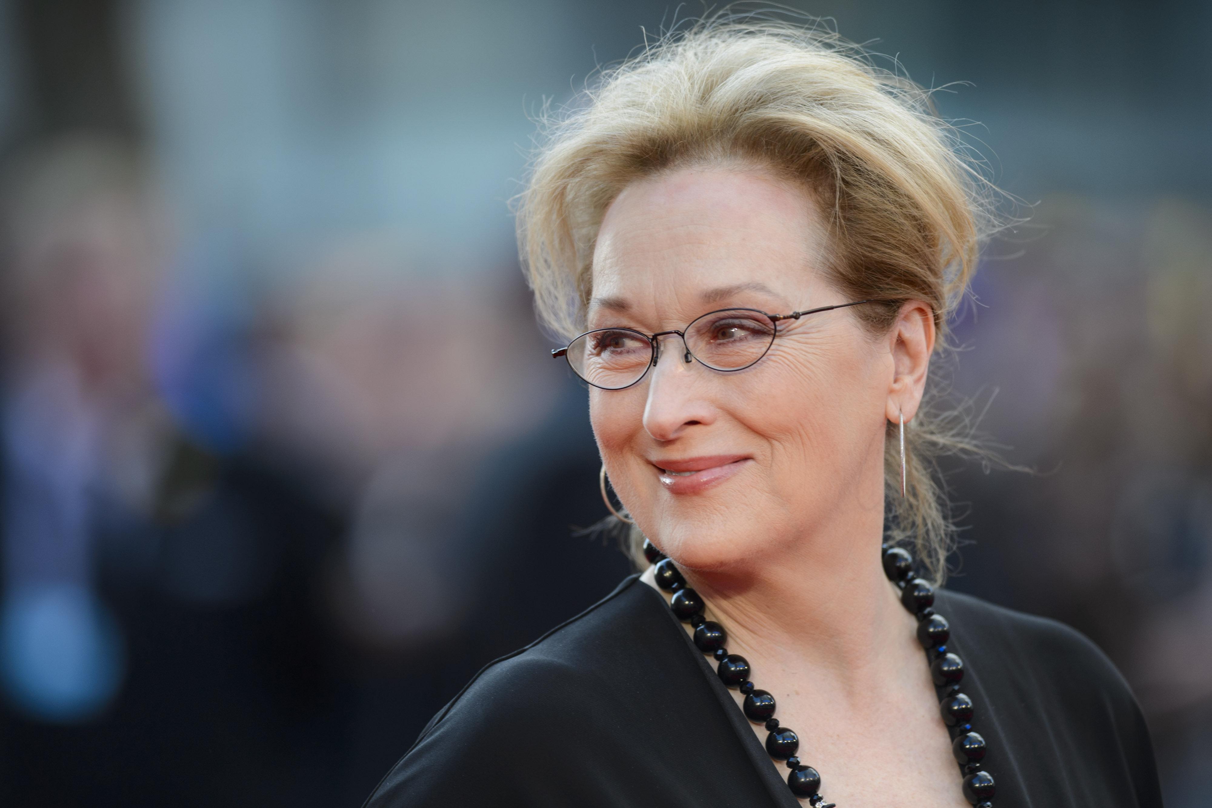 Meryl Streep: «Νομίζεις ότι ξέρεις τα πάντα για τους πάντες, αλλά δεν ξέρεις τίποτε και αυτό είναι σοκαριστικό»
