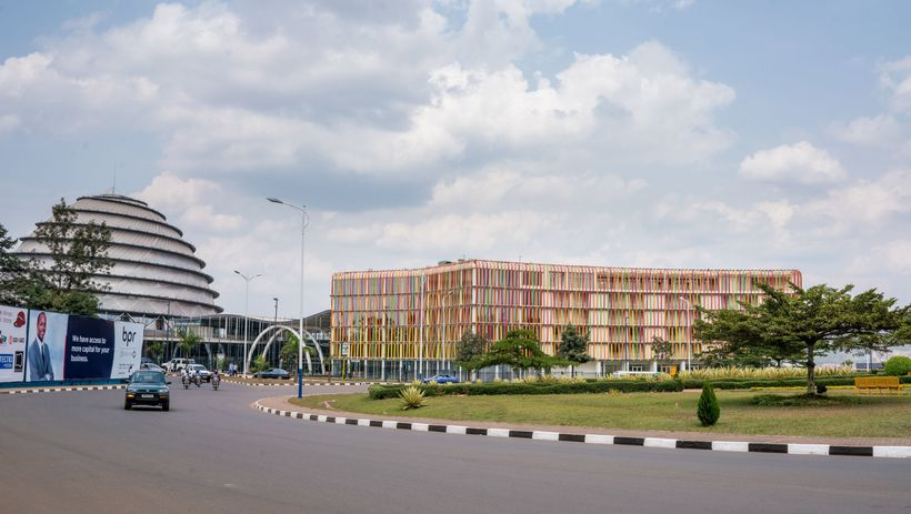 Kigali Convention Centre, Rwanda
