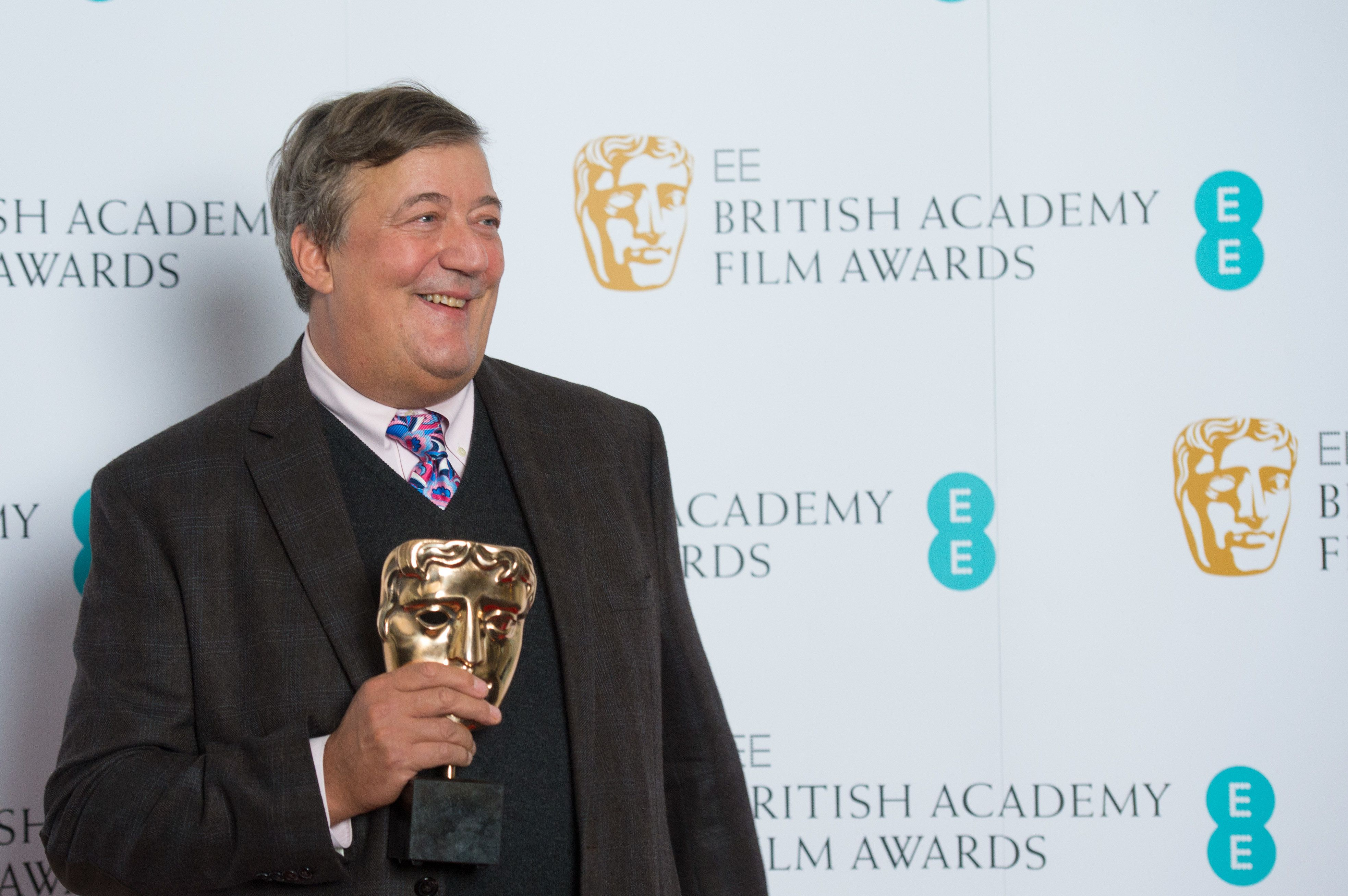 Stephen Fry Quits Hosting Baftas To Let Someone Else 'Take The Awards Show To New