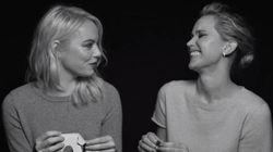 Jennifer Lawrence και Emma Stone απαντούν στις πιο απρόσμενες ερωτήσεις μαζί σε ένα
