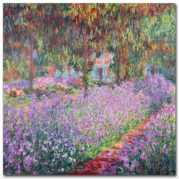 """Get it <a href=""""https://www.wayfair.com/decor-pillows/pdp/trademark-fine-art-the-artists-garden-at-giverny-by-claude-monet-pa"""