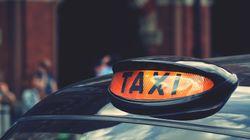 Mann stolpert betrunken in ein Taxi und steigt erst zwei Länder weiter wieder