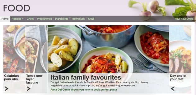 Bbc food website to remain open preserving thousands of recipes bbc the bbc will no longer remove thousands of recipes from its popular bbc food website forumfinder Choice Image