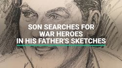 Son Searches For War Heroes In His Father's