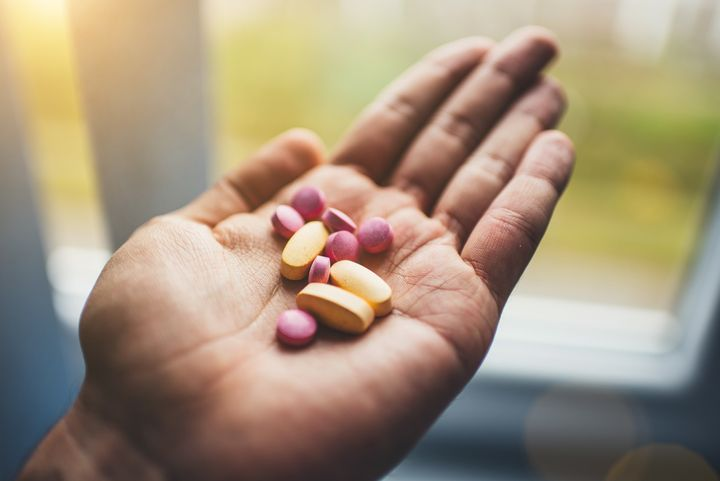 So Thats Why You Feel Sick After Taking Vitamins