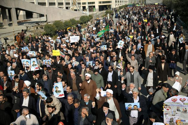 Protests in Iran left more than 20 people