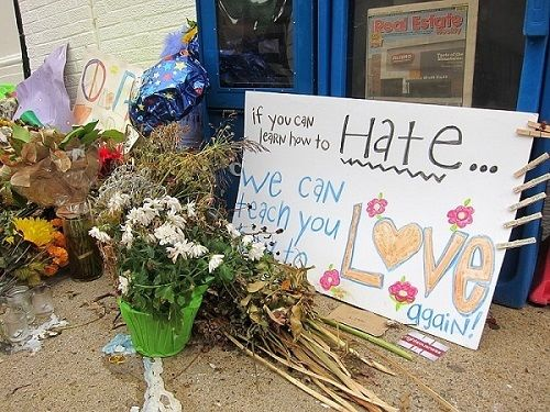 Hope in the power of love was a common refrain in the aftermath of the violence in Charlottesville.