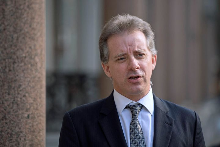 The Senate Judiciary Committee has recommended that Christopher Steele be investigated.