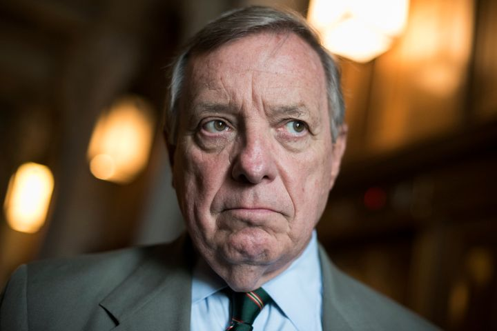 Senate Minority Whip Dick Durbin (D-Ill.) is a leader in pushing for protections for young undocumented immigrants who came t