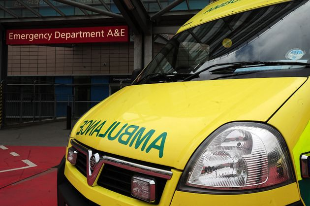 The ambulance Trust said it was 'truly sorry' about the woman's death which happened during 'our busiest...