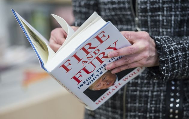The book's publication day was brought forward amid huge