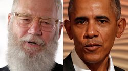 Take A Look At David Letterman's New Netflix Show, With Barack Obama As First
