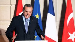 Επίθεση Ερντογάν σε γάλλο δημοσιογράφο επειδή δεν του άρεσε η