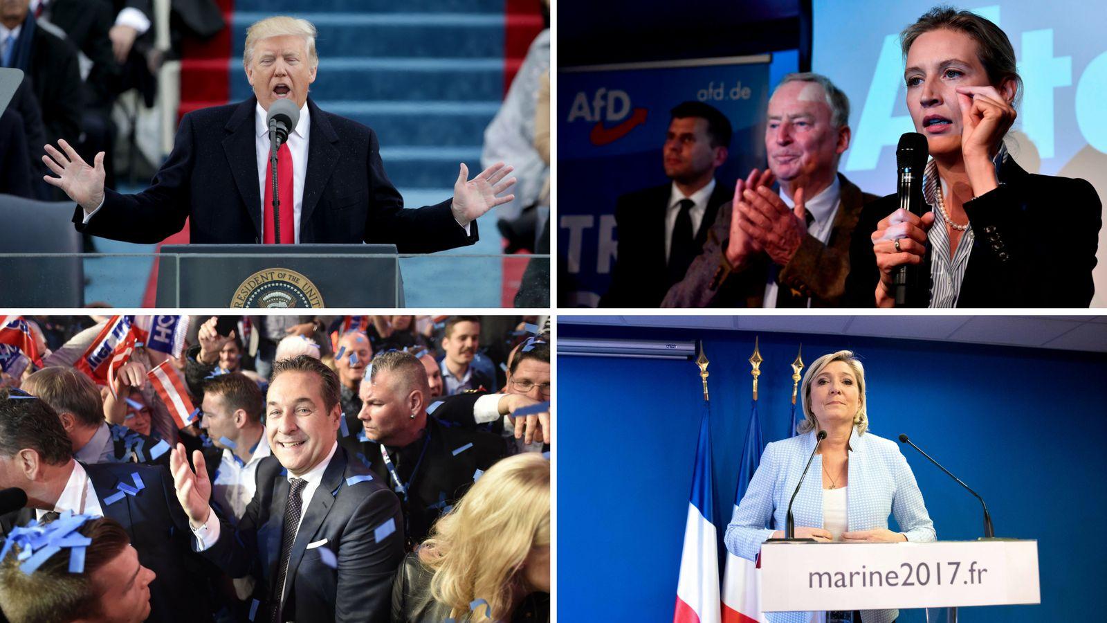 War 2017 das Ende des Populismus? Diese Fakten sprechen dagegen