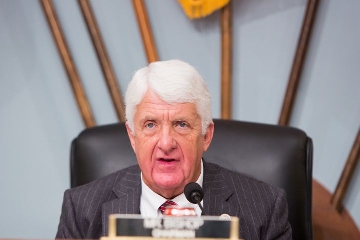 Chairman of the House Committee on Natural Resources Rob Bishop