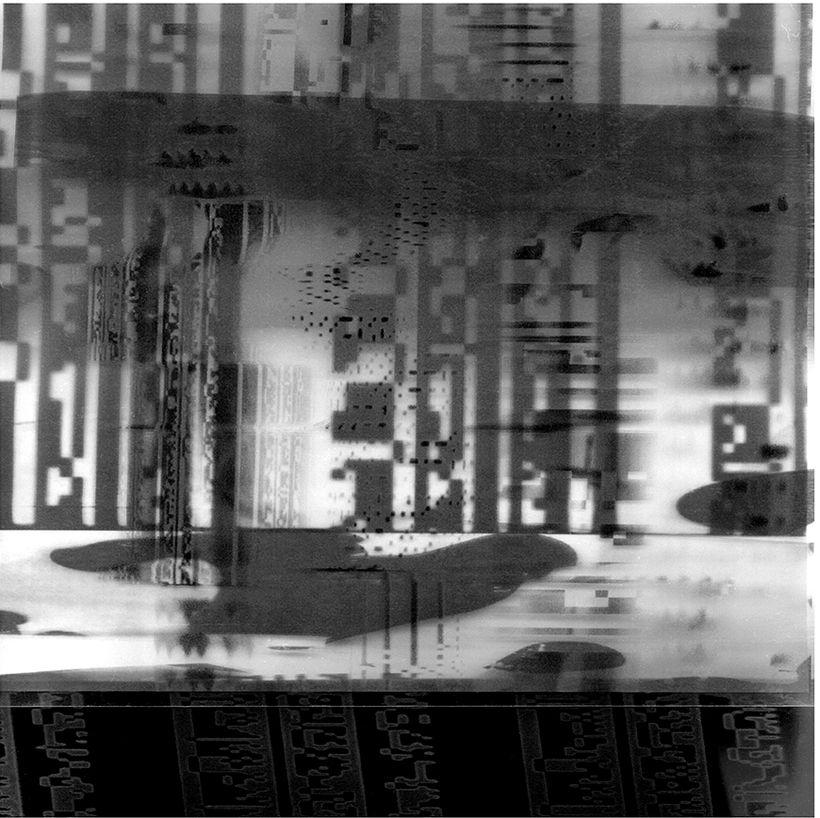 "Creighton Michael,<em> INd 7917</em> , 18"" x 18"", archival pigment print, edition of 2, 2017"