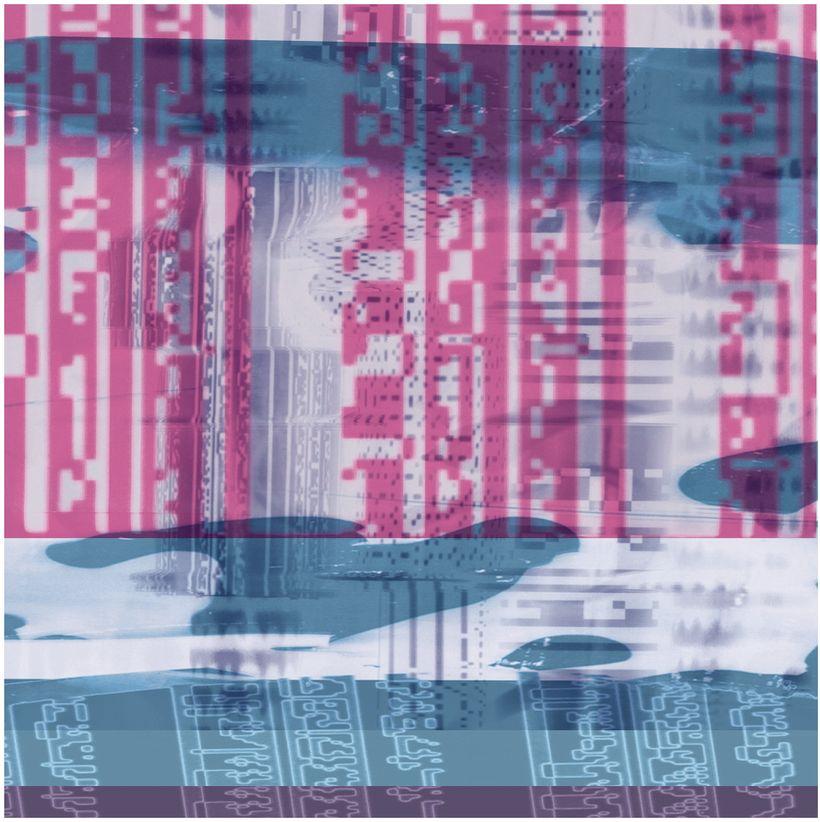 "Creighton Michael,<em> INd 7917</em>, 18"" x 18"", intaglio print, limited edition, 2018"