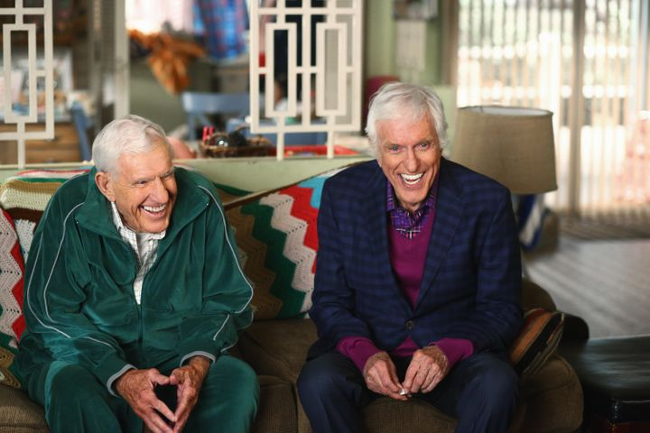 "Jerry Van Dyke and his brother Dick Van Dyke appeared together in an episode of ABC's ""The Middle."""