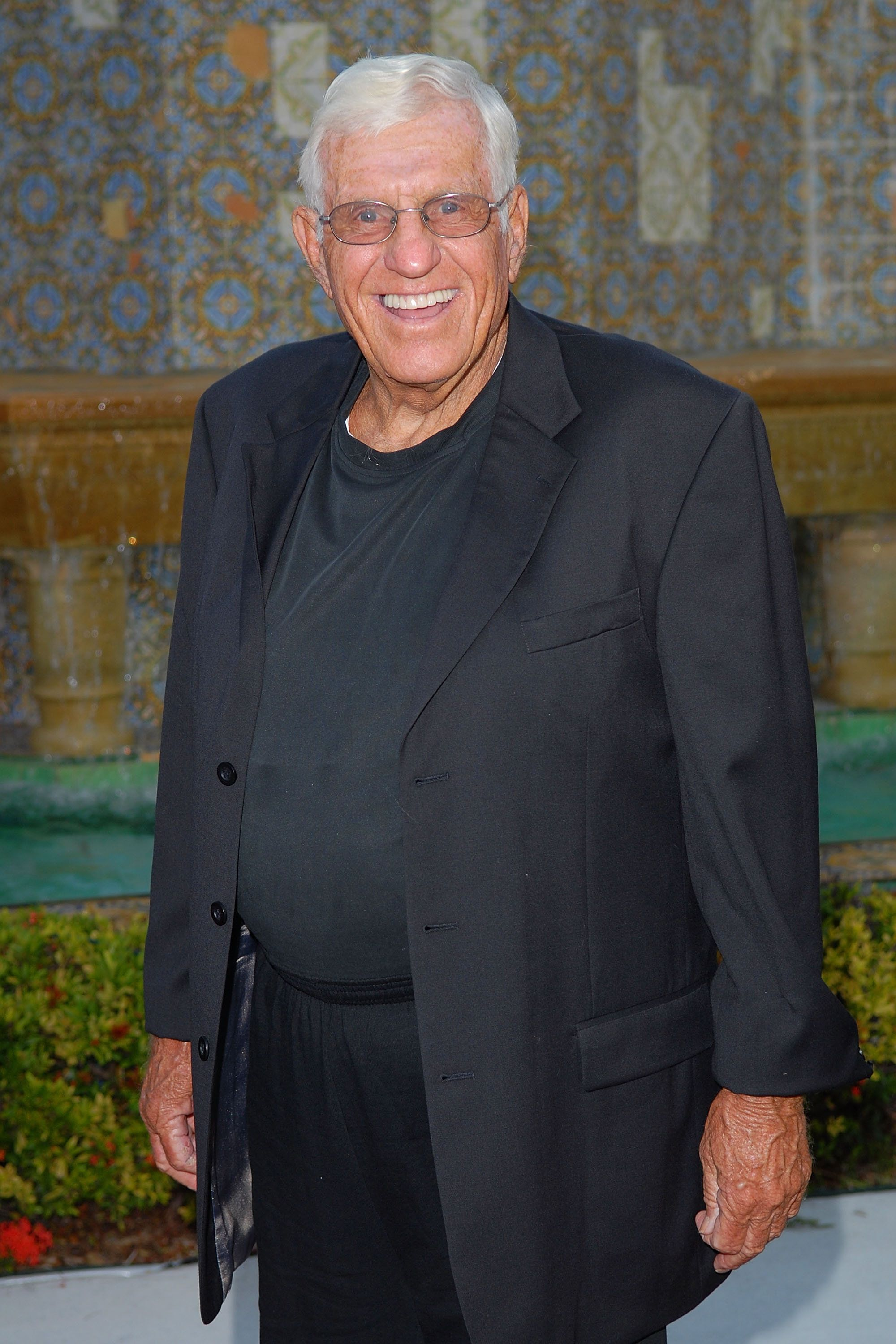 BOCA RATON, FL - NOVEMBER 03:  Actor Jerry Van Dyke attends the Chris Evert/Raymond James Pro Celebrity tennis classic  cocktail reception and silent auction on November 02, 2007 in Boca Raton, Florida  (Photo by Jeff Daly/FilmMagic)