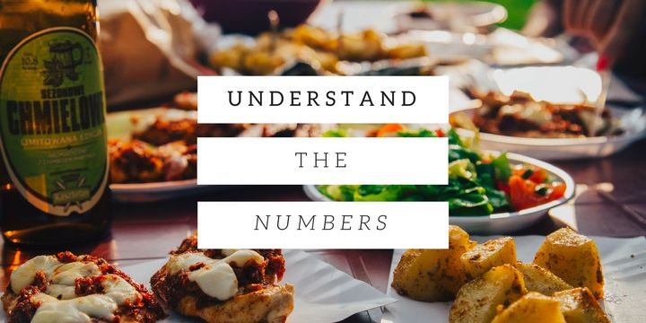 Understand The Numbers - The Beginner's Guide to Calories