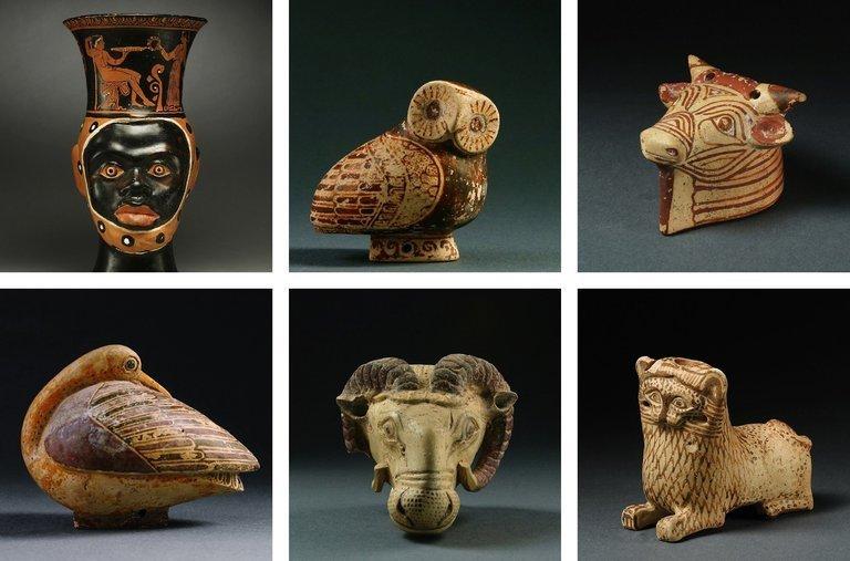Αρχαιολογικός θησαυρός κλεμμένος από Ελλάδα και Ιταλία σε σπίτι δισεκατομμυριούχου στη Νέα