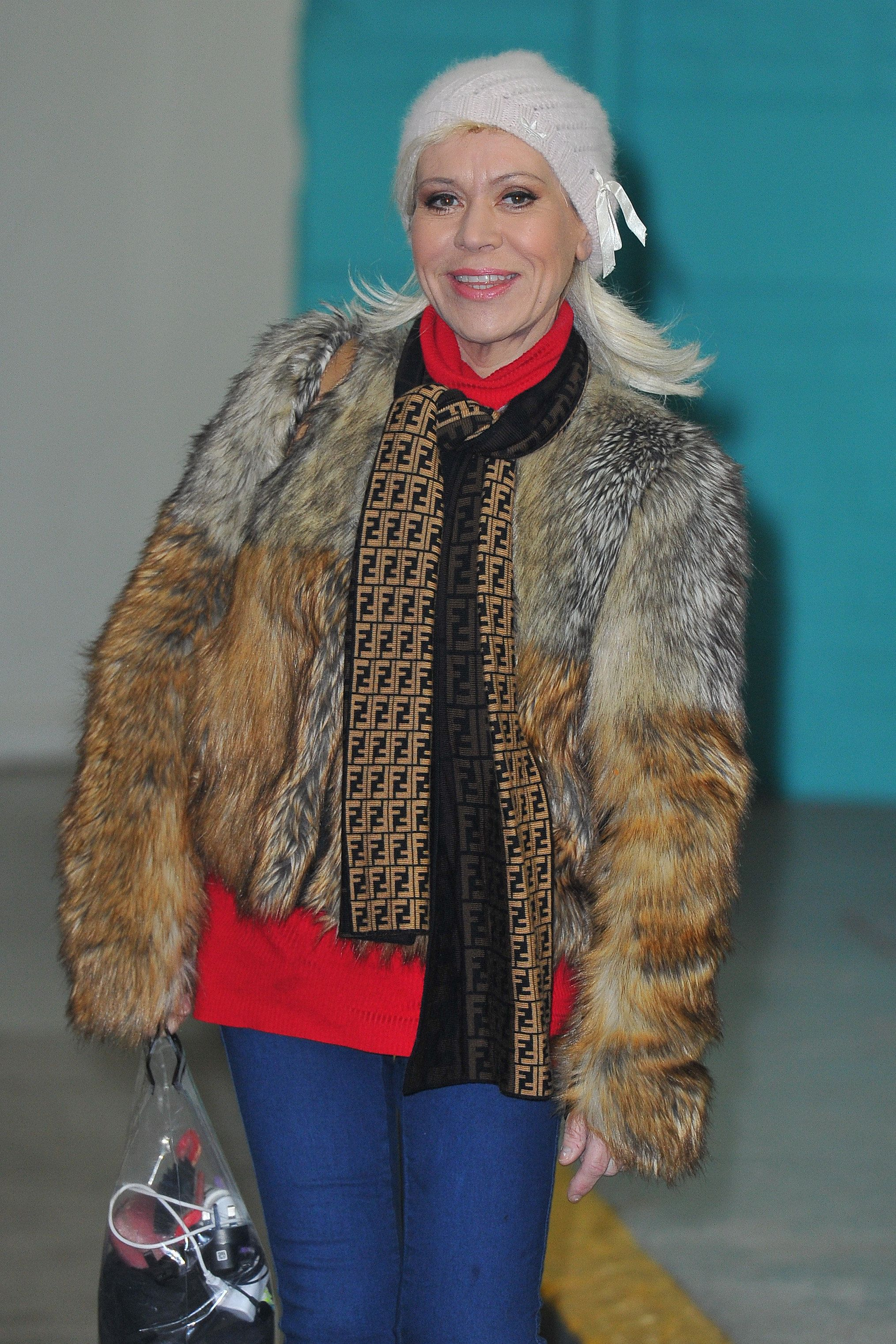 'Shameless' Star Tina Malone Breaks Silence Over Cocaine Arrest And Panto
