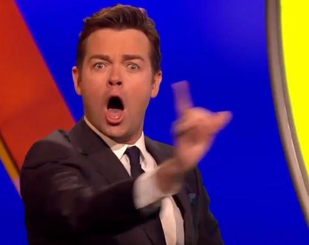 'Catchphrase' host Stephen