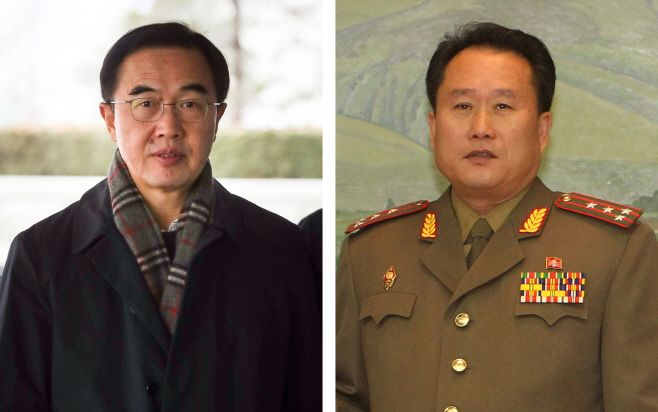 Korea names delegates for inter-Korean talks