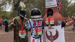 How To Break A Guinness Marathon World Record (In Fancy Dress)