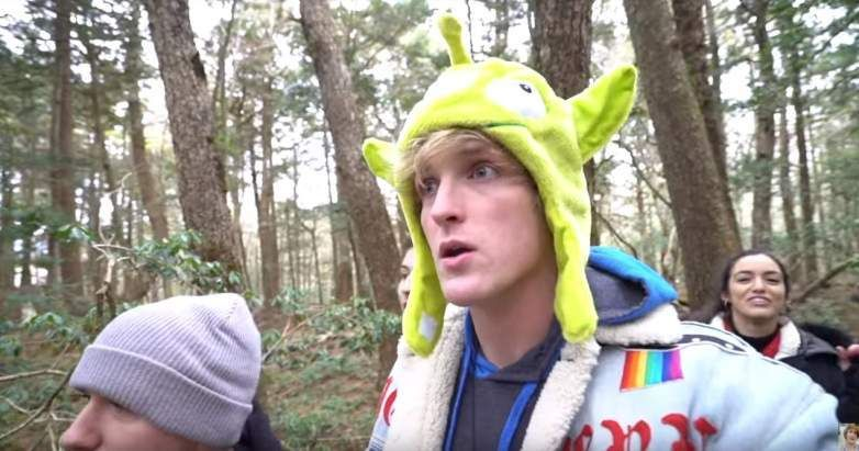 American blogger Logan Paul apologizes for YouTube video