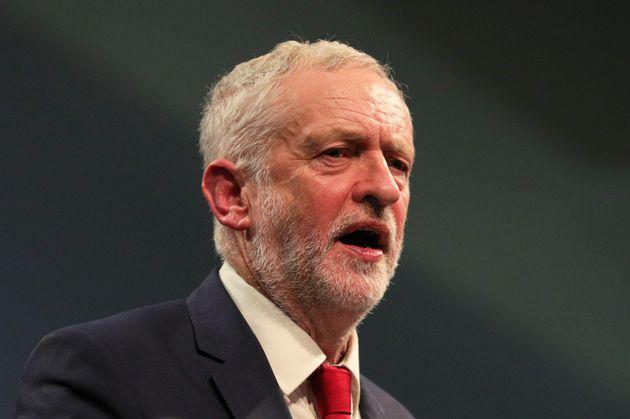 Labour leader Jeremy