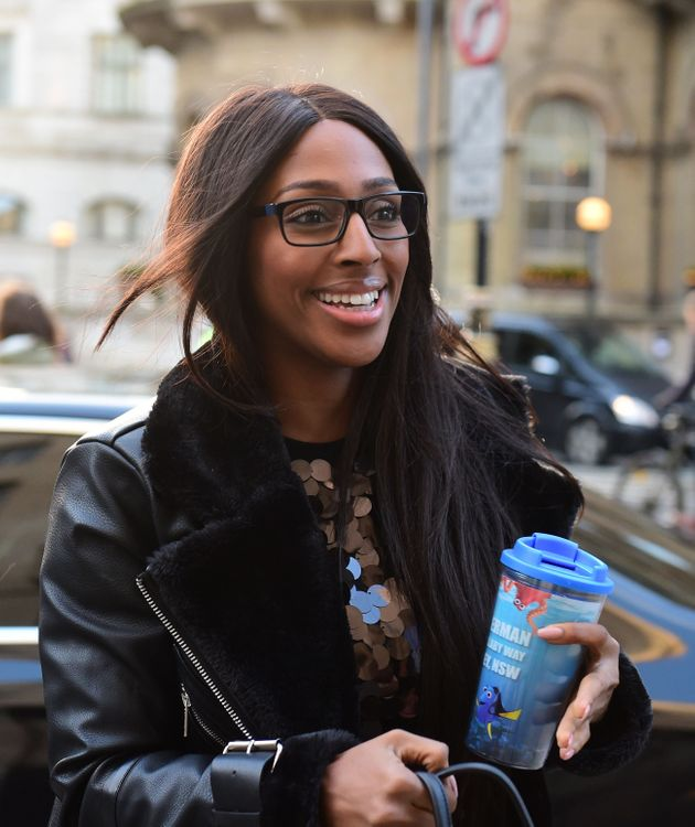 Alexandra Burke Confirms Engagement To Boyfriend Joshua Ginnelly