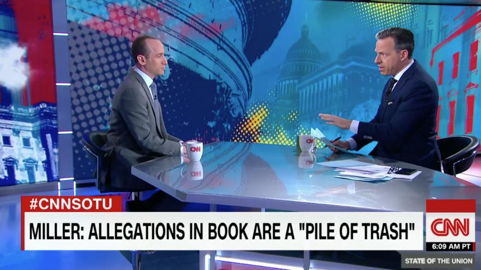CNN-Moderator bricht Live-Interview mit Trumps Top-Berater ab