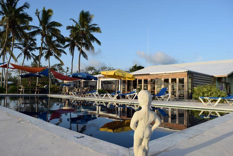 Carriearl Hotel, Great Harbor Cay, The Bahamas