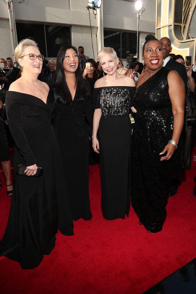 Golden Globes: Most Memorable