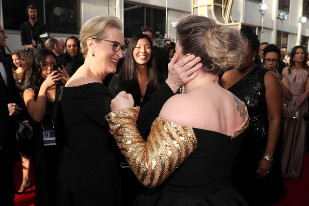 Meryl Streep and Kelly