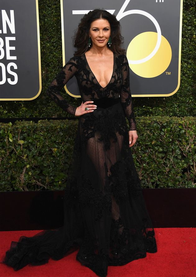 See All The Looks From The 2018 Golden Globes Red