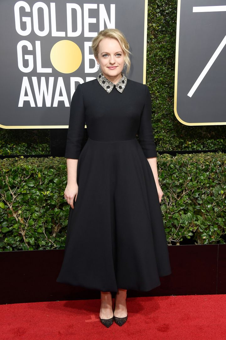 See All The Looks From The 2018 Golden Globes Red Carpet ...