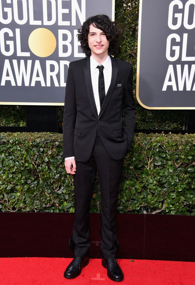 Golden Globes 2018: The 'Stranger Things' Actors' Political Fashion Statements Give Us Hope For The