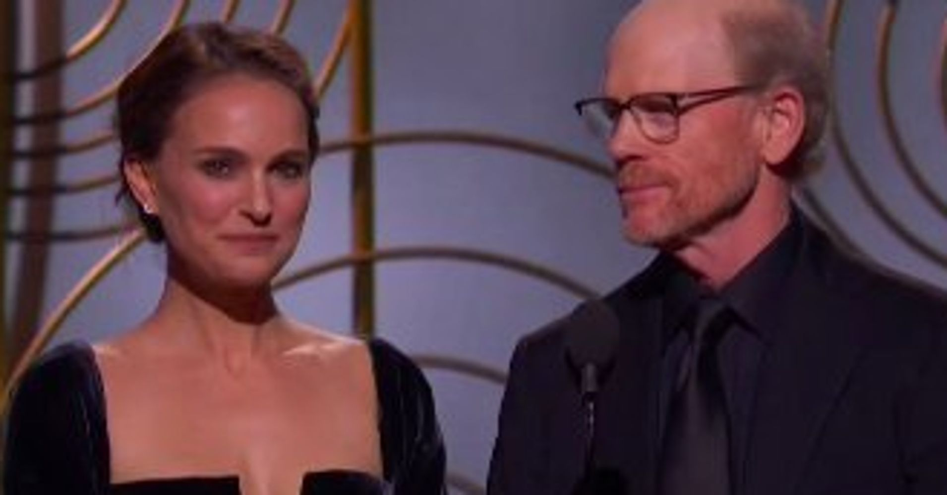 Bless Natalie Portman For Dragging The All-Male Director Category At Golden Globes