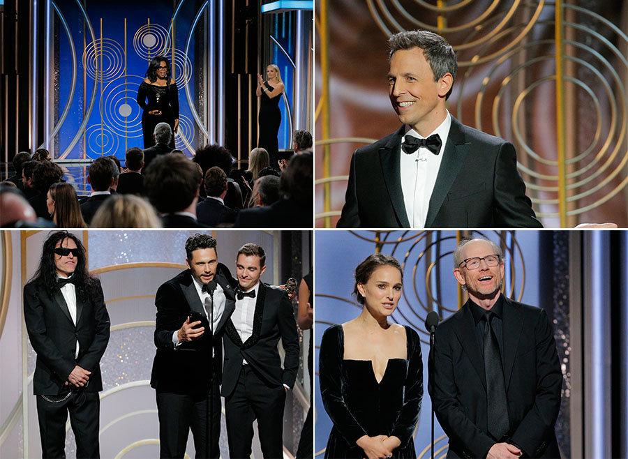 Golden Globes 2018: The HuffPost