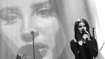 Lana Del Rey in New York
