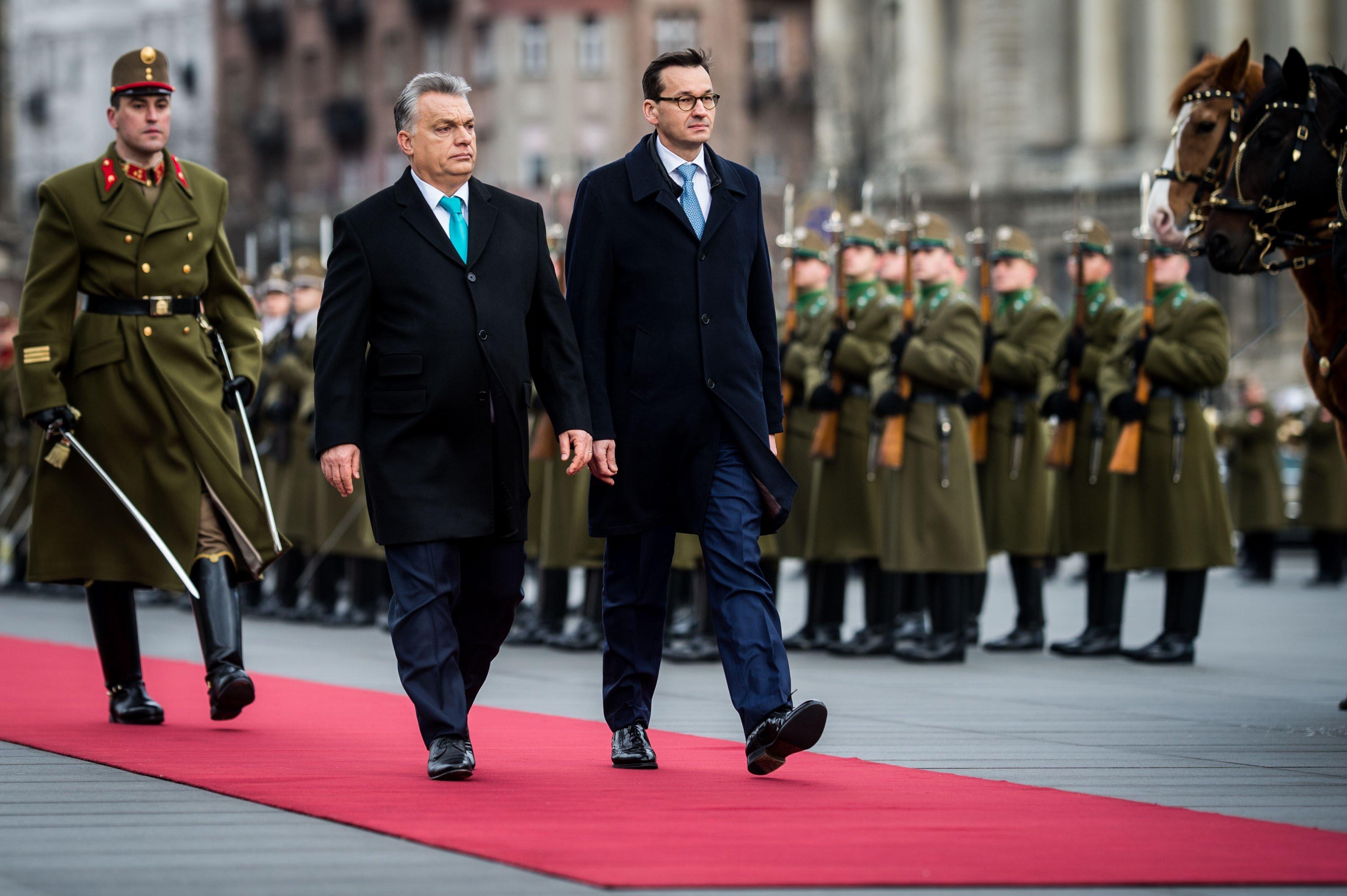 """Ungarns Premier Orban über Flüchtlinge: """"Wir betrachten sie als Invasoren"""""""