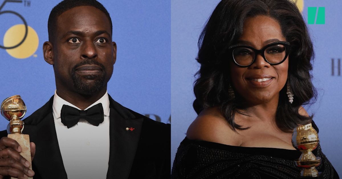 Historic Black Wins At The Golden Globes