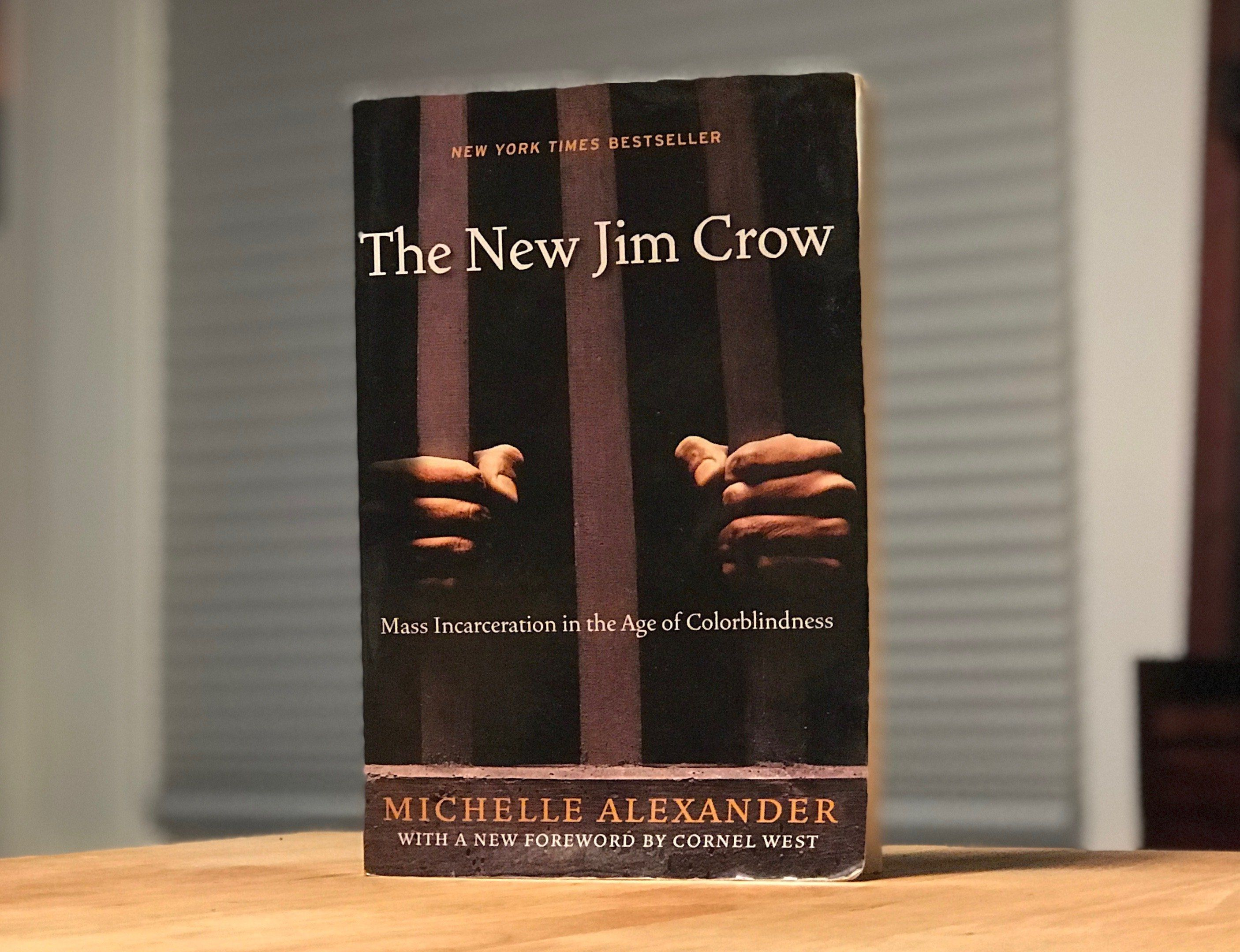 The New Jim Crow has been banned from some New Jersey prisons